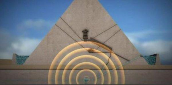 Тайна пирамиды Хеопса: Под фундаментом обнаружен мощный источник радиации