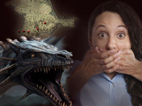 Пробудит российский Йеллоустон: В Ростове нашли дракона, готовящего Апокалипсис