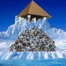 Помойка атлантов? В Антарктиде нашли следы древней человеческой цивилизации