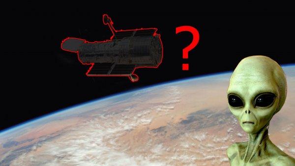 Пришельцы украли «Хаббл»! NASA пытается замолчать происшествие
