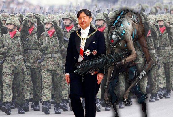 Япония на стороне пришельцев: Аннунаки с Нибиру получили передовые технологии для захвата Земли