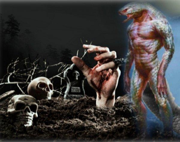 Пришельцы крадут мёртвых людей: Под Иркутском сотни могил оказались пустыми