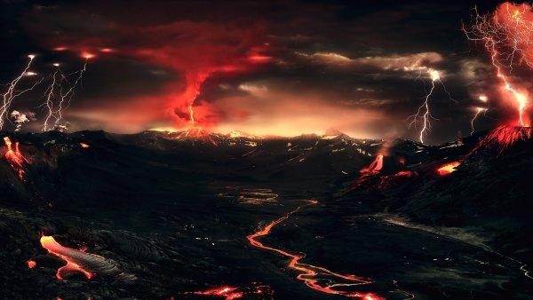 Ядерный вулкан: Нибиру «зажжёт» Чернобыль природным катаклизмом