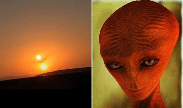 Солнце в чёрной дыре: Голограмма с Нибиру заменила звезду Солнечной системы