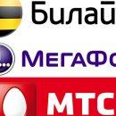 Выгодные тарифы мобильных операторов от Сим Трейд