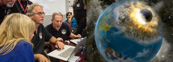 NASA облажалось: 28 августа астероид врежется в Землю из-за уязвимости «Хаббл»