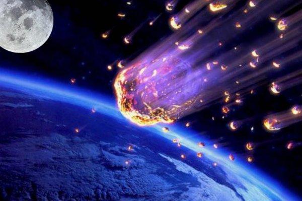 Галактики столкнулись!  Миллиарды осколков изрешетят планету через 72 часа