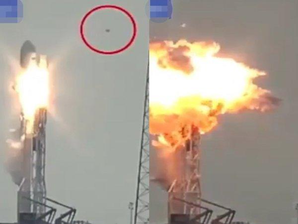 Пришельцы «захлопнули» Землю: НЛО вторглись в атмосферу и устроили блокаду