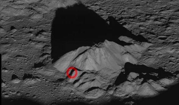 NASA скрывает гигантский инопланетный корабль, обнаруженный на Луне — эксперт