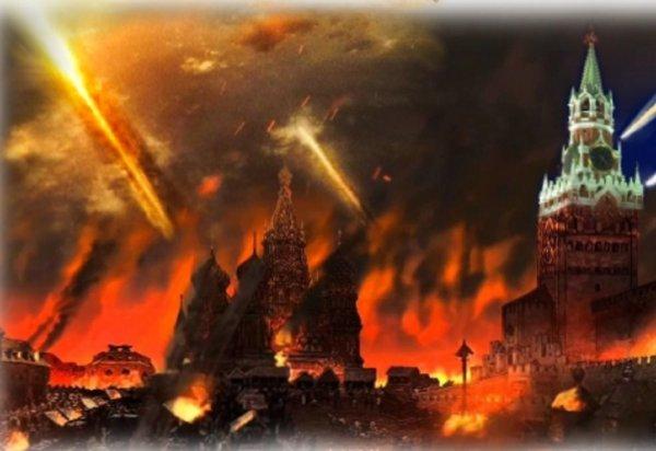 Мавзолей из костей вместо праздничного салюта: 8 сентября  пришельцы устроят Армагеддон