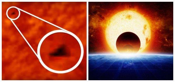 Кража века! Нибиру похитила Солнце и заменила его голограммой