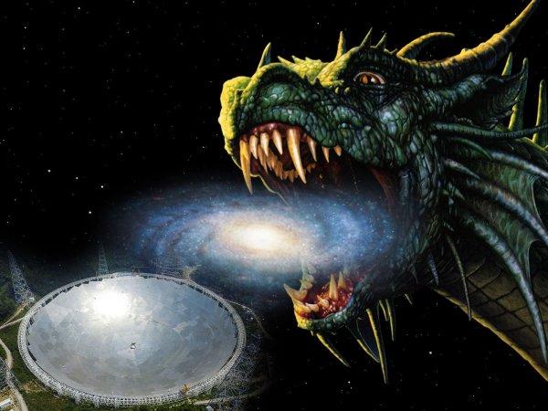 Пожиратель галактик: Учёные распознали звуки космического чудовища