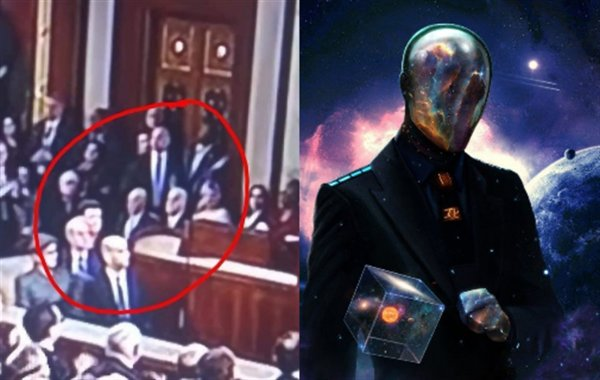 Рептилоиды посетили заседание парламента - Нибиру добралась до Британии