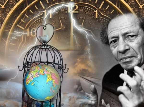 Клетка будущего: Пророчество Мессинга появилось над Калугой