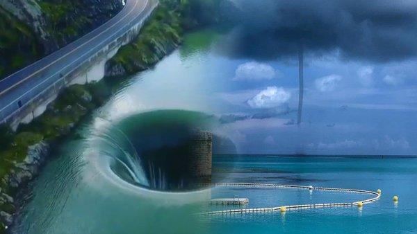 Раскрыта тайна Бермудского треугольника: В «чёрной дыре» открылся 600-метровый портал в Ад