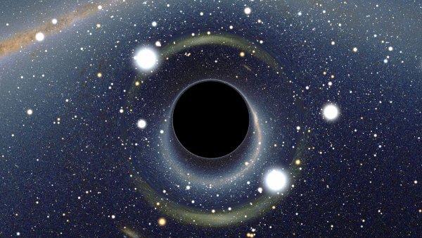Тайна телепортации раскрыта. Пришельцы попадают на Землю через Черные дыры