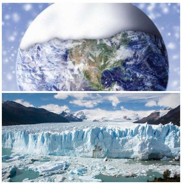 Ледниковый период начался: Огромезный ледник «похоронит» Петербург 17 сентября
