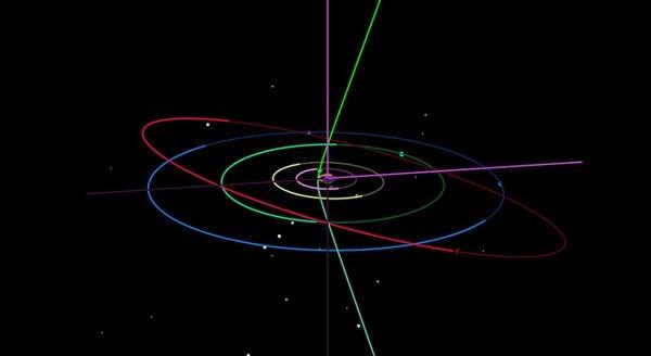 Мультивселенная существует: К Земле летит «Троянская» комета