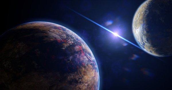 Близнец Нибиру. В Солнечной системе нашли 11 планету