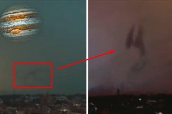 Россия «погаснет»: Грозовые твари высосали электричество в Челябинске