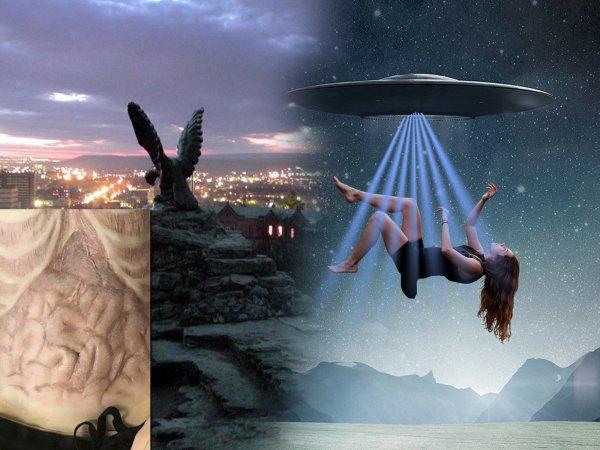 Осталась без кожи: Пришельцы украли россиянку на глазах прохожих