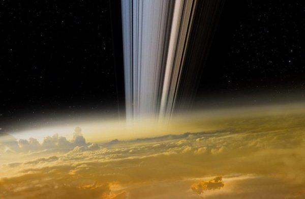 Сатурна не существует! «Ядром» планеты все это время была Нибиру