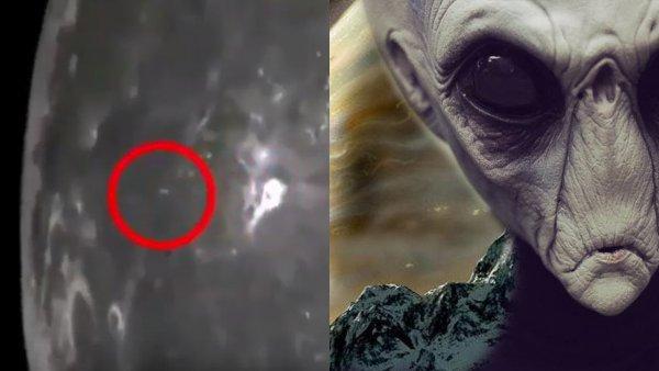 «Шарахнули по Земле»: Астрономы засняли выстрел пришельцев с Луны