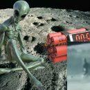 Пришельцы заминировали Луну: Подрывника с Марса «застукал» луноход