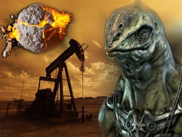 Космический коллапс ресурсов? Плазмоиды Нибиру атаковали Саудовскую Аравию из-за нефти