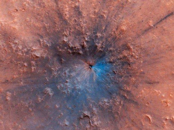 На Марсе стремительно появляется атмосфера – учёные