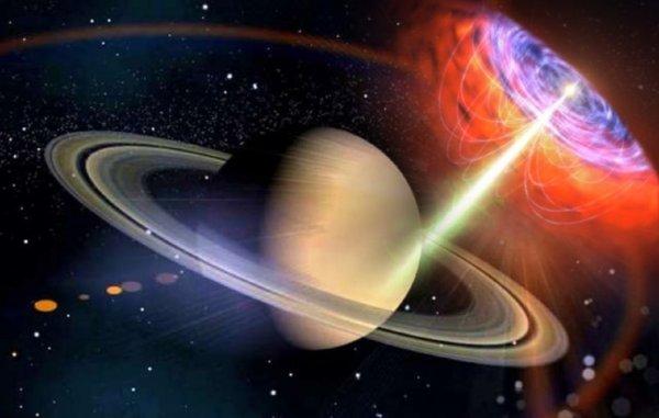 Млечный Путь трещит по швам: Чёрная дыра за Сатурном разорвёт Солнечную систему