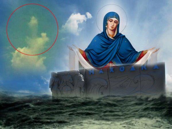 Приморье накроет водой: Образ Богородицы явился жителям Находки