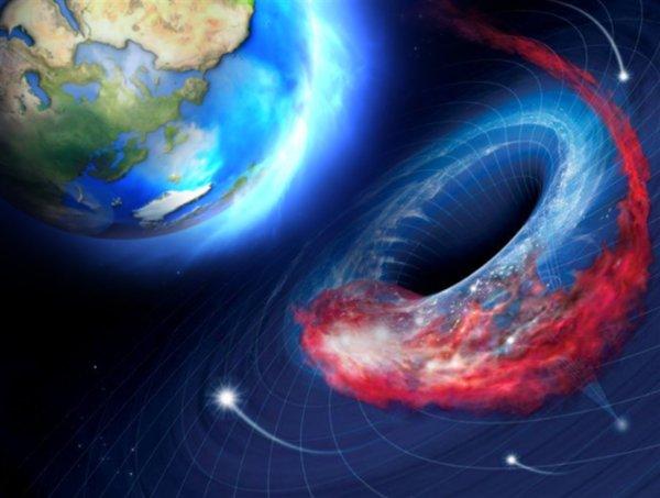 Чёрные дыры уничтожат Вселенную «выплюнув» хаос