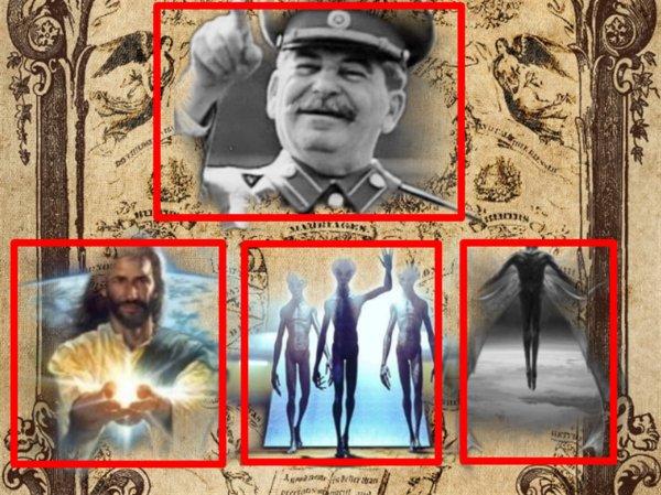 Сталин потомок аннунак? Уфологи раскрыли интересные факты родословной Вождя