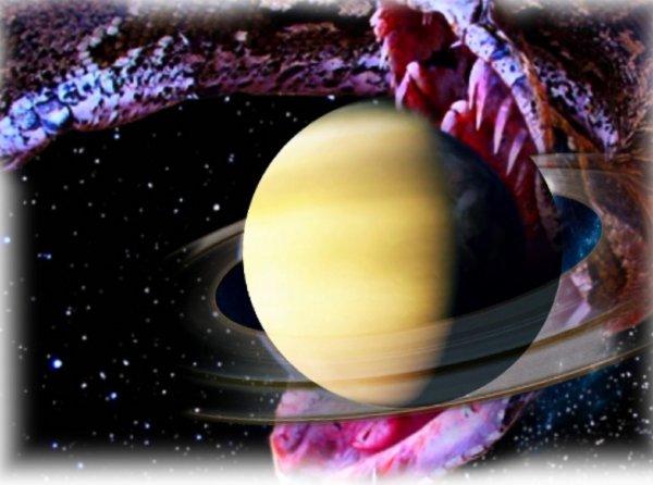 Нибиру «убила» Сатурн: Над Питером взошёл призрак погибшей планеты