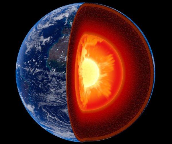Мантия Земли кишит жизнью. Внутри планеты нашли гигантские континенты