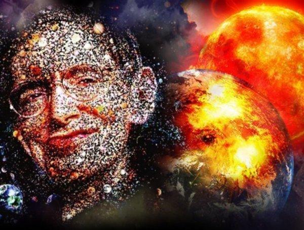 Вспышка Хокинга: Аннунаки взорвут Землю ради Нибиру