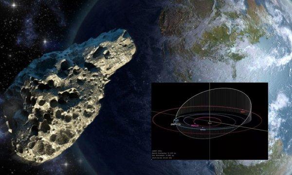 «Шарахнет — мама не горюй!» Астероид размером с Эйфелеву башню упадёт на Землю — эксперт