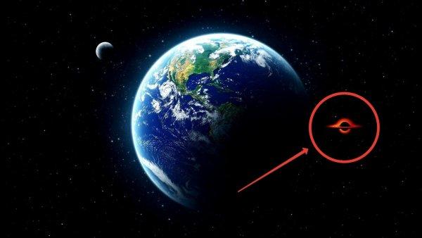 «Засосала российский спутник!» На орбите Земли открылась чёрная дыра – эксперт