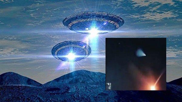 «Пришелец-водятел!» Потерявшийся в небе НЛО «врубил» дальний свет над Осетией