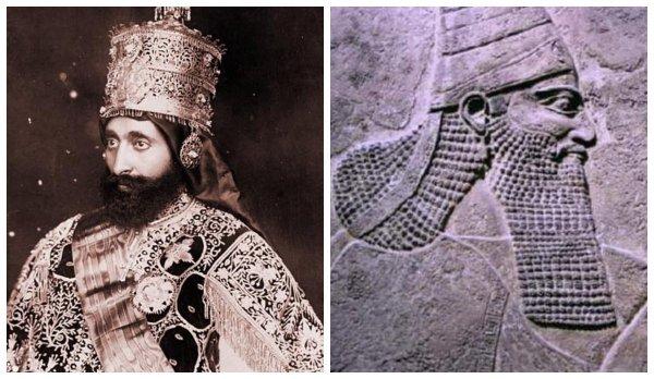 Последний аннунак с Нибиру найден в Африке – Император оказался пришельцем