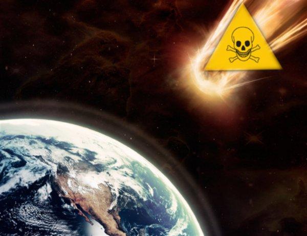 Кислотная бомба: Комета Борисова запустит «химический Апокалипсис» Земли