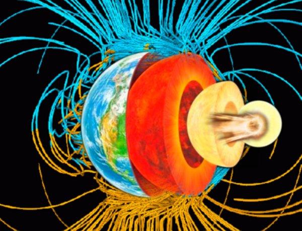Магнитное поле исчезло? С МКС запечатлели старт Апокалипсиса