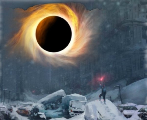 -273 и вечная тьма на Земле: Черная дыра начала поглощать энергию Солнца — учёные