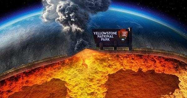 Супервулкан Йелоустоун «порвёт» Америку на части - ученые напуганы не на шутку