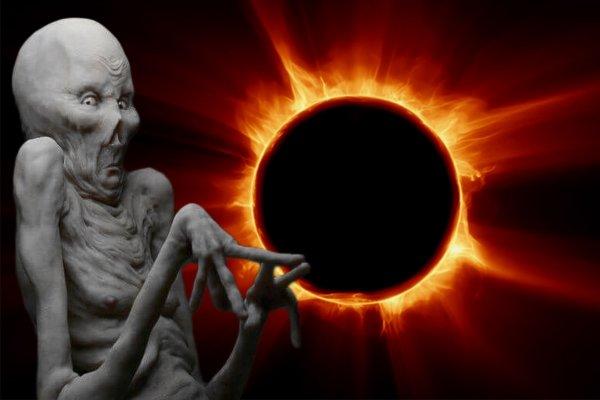 «Косяк» ануннаков: На Солнце появляются опасные аномалии