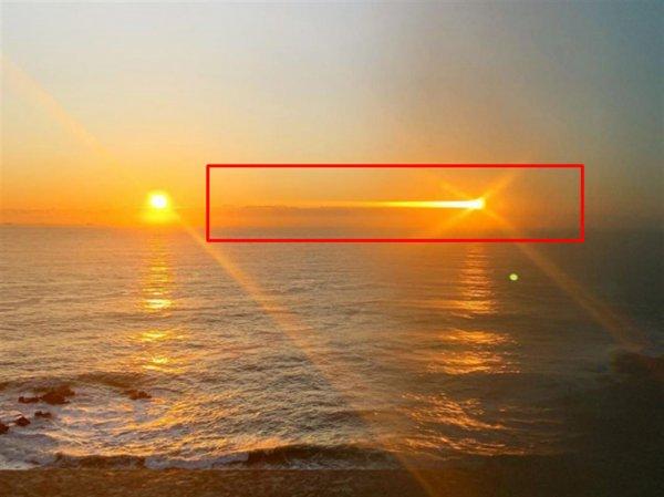 Солнце катапультировалось? В Приморье заметили «хвостатую» комету
