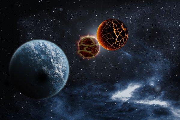 «Луне крышка»: Москвичка показала атаку звезды смерти