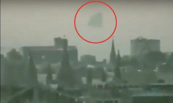 «Превратят Москву в пустыню!» Пропавшая пирамида Хеопса пролетела над Кремлём
