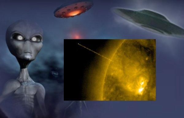 «Солнце погаснет через 3 дня!»: NASA «спалили» НЛО с Нибиру за откачкой энергии светила - эксперт